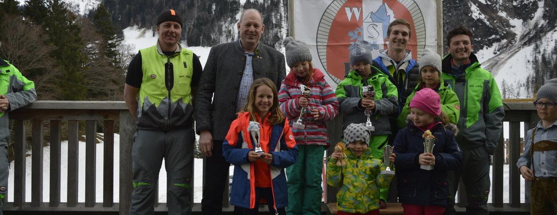 Clubmeisterschaft WSV EBBS am 9. März 2019