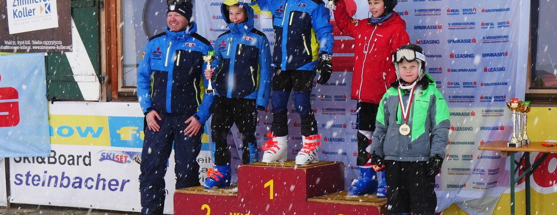 BZC-Slalom Schüler in Söll