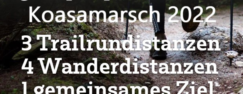 Koasamarsch 18.06.2022