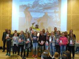 Sparkassen-Bezirkscup Preisverteilung 2018