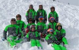 SPK Bezirkscup Kinder / Riesentorlauf in Kelchsau