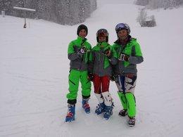 Sparkassen Schüler Bezirkscup Slalom in Ellmau